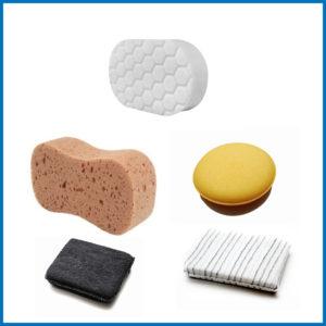 Esponjas y aplicadores
